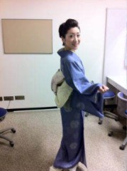 西尾夕紀  公式ブログ/NHKホール(* ⌒▽⌒*) 画像1