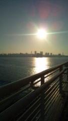 西尾夕紀  公式ブログ/神戸をあとにして… 画像2