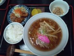 西尾夕紀  公式ブログ/金木町桜祭りにて( ☆。☆) 画像1