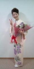西尾夕紀  公式ブログ/今日は(*^_^*) 画像2