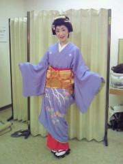 西尾夕紀  公式ブログ/久しぶりの芸者さんヽ( ´ー`)ノ 画像3