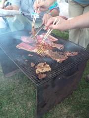 西尾夕紀  公式ブログ/お、肉ぅ。。( 。・・。) 画像1