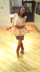 西尾夕紀  公式ブログ/ゆるふわファッション(^_-) 画像1