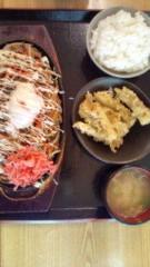 西尾夕紀  公式ブログ/日田やきそば☆ 画像2
