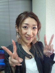 西尾夕紀  公式ブログ/ご家族でものまね観てね(^_^) ノ 画像1