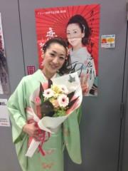 西尾夕紀  公式ブログ/BS日本のうた収録!! 画像1