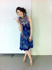 西尾夕紀  公式ブログ/春のものまね(^o^) 。 画像1
