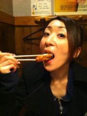 西尾夕紀  公式ブログ/牡蠣たべた( ≧∀≦) 画像1
