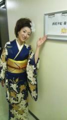 西尾夕紀  公式ブログ/NHK歌謡コンサート(*^ ▽^*) 画像2