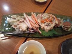 西尾夕紀  公式ブログ/昨夜の金沢は…▽・w・▽ 画像1