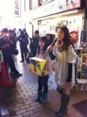 西尾夕紀  公式ブログ/感謝ですf(^_^) 。 画像1
