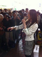 西尾夕紀  公式ブログ/上野で…♪ 画像3