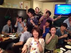 幸野友之 公式ブログ/ますもとたくやWS〜懇親会 画像1
