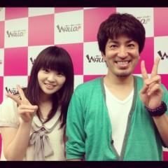 幸野友之 公式ブログ/WALLOP放送局、ゲストは、ACEの新田まみさん!!!写メあり・・・かわいい♪ 画像1
