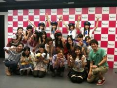 幸野友之 公式ブログ/観客投票の1位は、復活!ミニスカポリス!!! 画像1