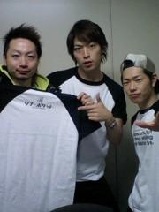ソナーポケット 公式ブログ/涙Tシャツ☆ 画像1