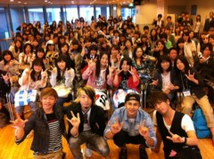 ソナーポケット 公式ブログ/福井大学楽しかったです! 画像2