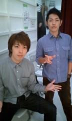 ソナーポケット 公式ブログ/収録( ~っ ~)/ 画像1