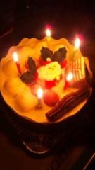 中村純子 公式ブログ/ケーキとネオン 画像2