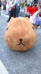 中村純子 公式ブログ/カピバラさん着ぐるみ 画像2