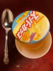 中村純子 公式ブログ/アイスクリームの食べ方で浮気女子と言われ…( ̄○ ̄;) 画像1