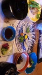 中村純子 公式ブログ/フグと落としもの 画像1
