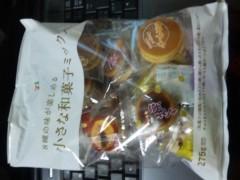 中村純子 公式ブログ/砂糖がさらさら 画像2