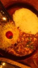 中村純子 公式ブログ/仕事の合間のお食事風景 画像3