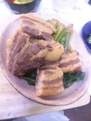 中村純子 公式ブログ/男の料理と桃ラー(桃屋のラー油)もどき 画像1