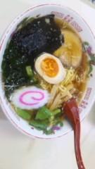 中村純子 公式ブログ/ラーメンらしいラーメン王道写メ 画像1