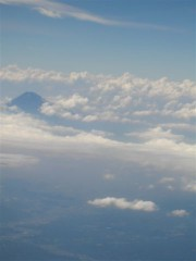中村純子 公式ブログ/富士山見えまひた 画像1