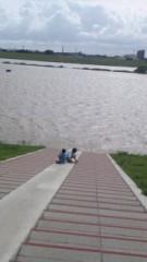 中村純子 公式ブログ/男と台風通過 画像2