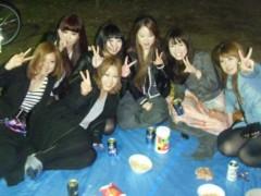楠真由美 公式ブログ/夜桜 画像2