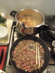 光宣 公式ブログ/時短挽肉カレー 画像3