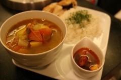 光宣 公式ブログ/スパイスから挽いて作る光宣 special ヘルシ- curry  画像1