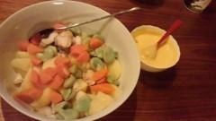 光宣 公式ブログ/野菜を食べるぞ! 画像2