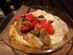 光宣 公式ブログ/レシピ アジアンジャパニーズ素麺 画像1