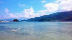 光宣 公式ブログ/福井のハワイ?水島 画像1