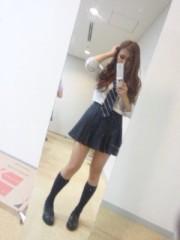 青井英里奈 公式ブログ/7月29日 屋外学生服撮影会 画像1