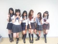 青井英里奈 公式ブログ/7月29日 屋外学生服撮影会 画像2
