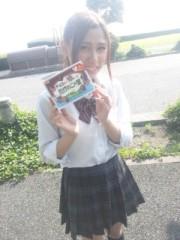 青井英里奈 公式ブログ/7月29日 屋外学生服撮影会 画像3