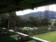 岩田雄介 公式ブログ/初体験(;一_一)!ゴルフ 画像2