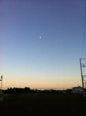 ユウ プライベート画像 真ん中のは月です