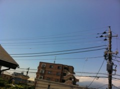 ユウ プライベート画像/風景写真etc いい天気だな_φ( ̄ー ̄ )