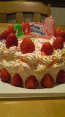 大高栞奈 公式ブログ/デコレーションケーキ 画像1