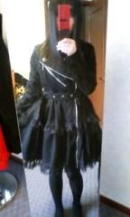 大高栞奈 公式ブログ/真っ黒 画像1