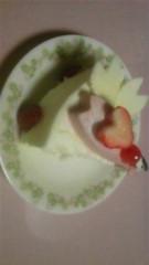大高栞奈 公式ブログ/ケーキ 画像2