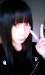 大高栞奈 公式ブログ/真っ黒 画像2