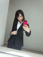 吉田麻梨紗 公式ブログ/スーツ(*´∀`) 画像1