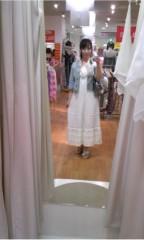 吉田麻梨紗 公式ブログ/白〜い(゜∪゜) 画像1